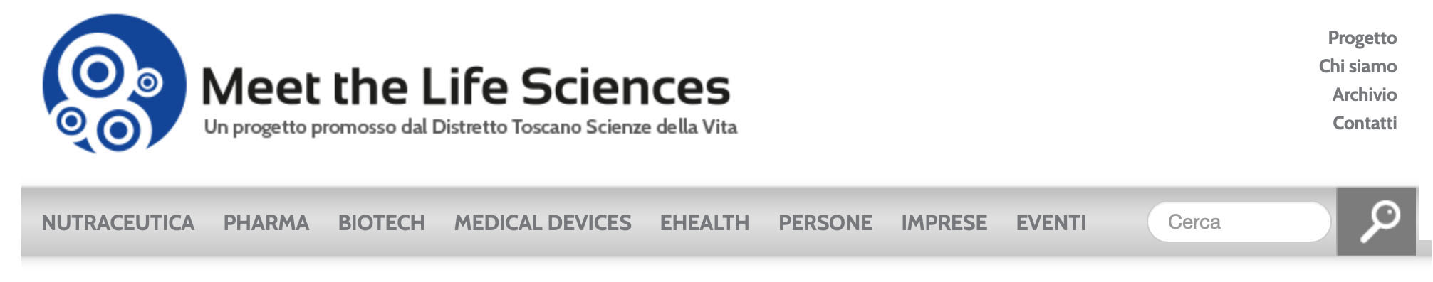 PRESS: Meet the Life Sciences