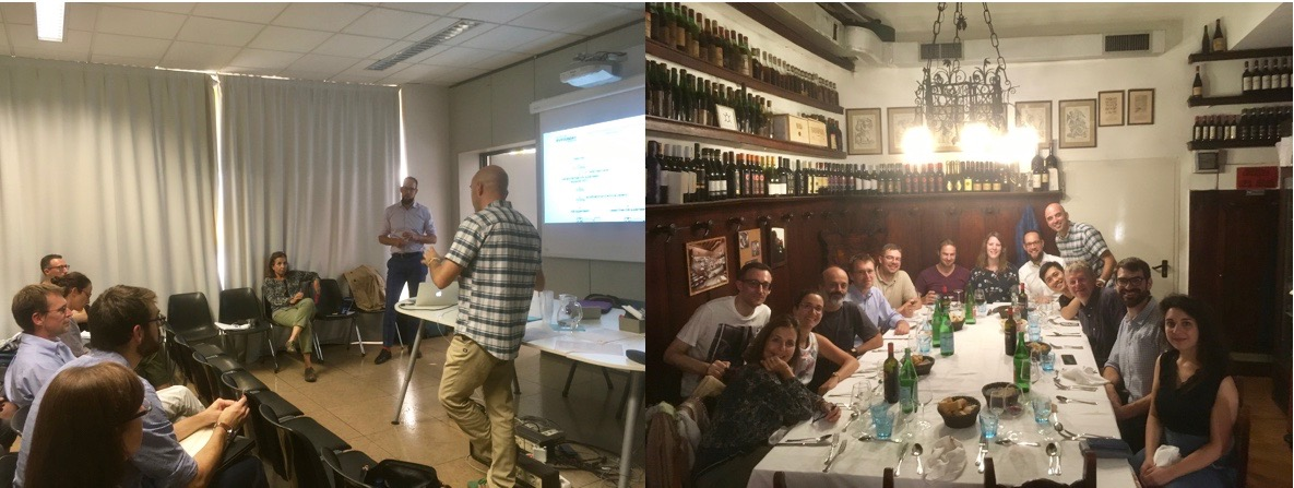 evFOUNDRY M12 meeting in Bologna (Italy)